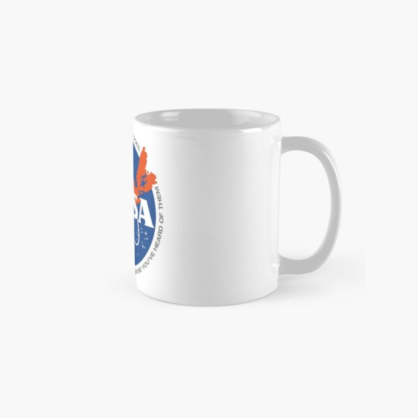 They Own Space (Grey) Classic Mug
