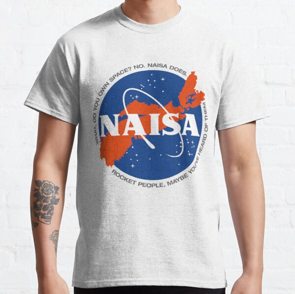 They Own Space (Grey) Classic T-Shirt