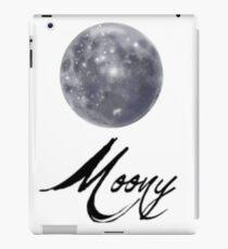 Moony iPad Case/Skin
