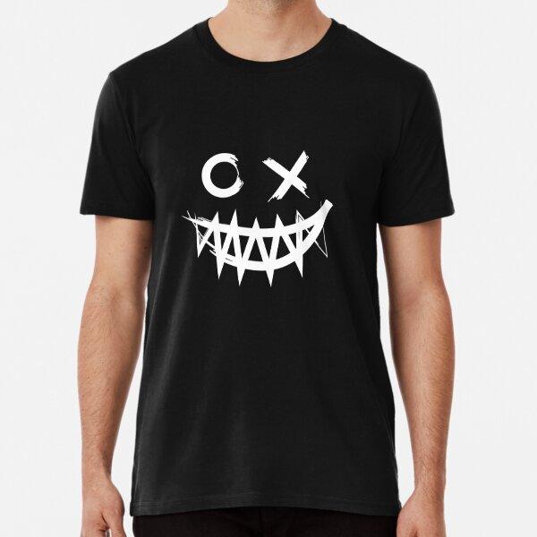 Joker Broken Smile Premium T-Shirt