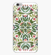 Little red riding hood - mandala pattern iPhone Case
