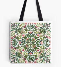 Little red riding hood - mandala pattern Tote Bag
