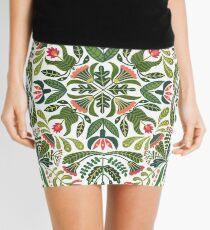 Little red riding hood - mandala pattern Mini Skirt