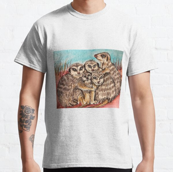 Meerkats Classic T-Shirt