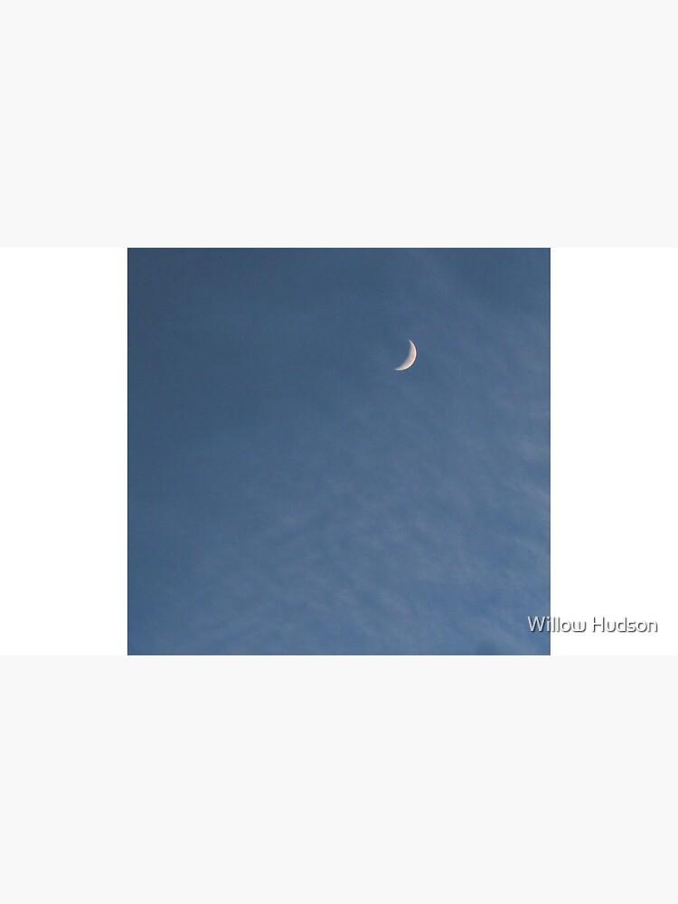 crescent moon photograph de woahhwillow