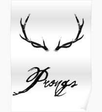 Prongs Poster