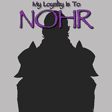 My Loyalty is to Nohr! - Fire Emblem Fates by Ravioko