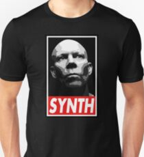 VINCE CLARKE, SYNTH - OBEY Inspired Design T-Shirt