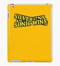 ARIN WINS SILVER WINS SONIC WINS iPad Case/Skin