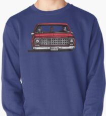 MMM DROP in red Pullover