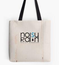 Noisy Rain Vintage Logo Tote Bag