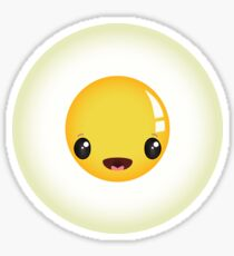 Happy Egg Sticker