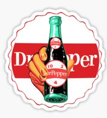 DR.PEPPER 5 Sticker