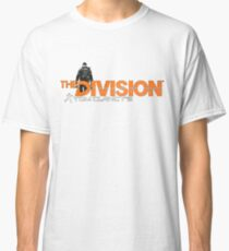 Tom Clancy's The Division Rugged (w/ Character) Classic T-Shirt