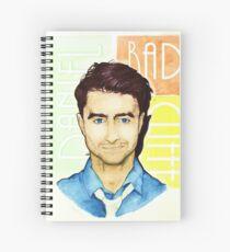 Daniel Radcliffe Spiral Notebook