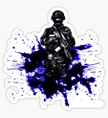 Swat Sticker