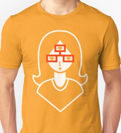 Third Eye Glasses T-Shirt