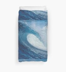 OCEAN WAVE 2 Duvet Cover