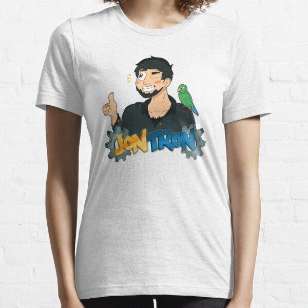 JonTron and his Trusty Sidekick! Essential T-Shirt