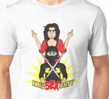 Rock on, Ninja Sex Party! Unisex T-Shirt