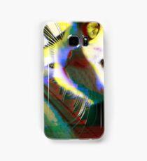 That's One Glitchin' Kitty Samsung Galaxy Case/Skin