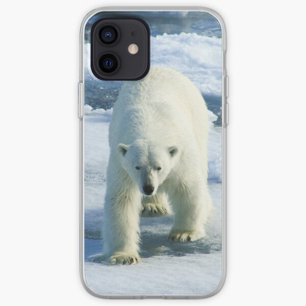 Polar Bear iPhone Soft Case