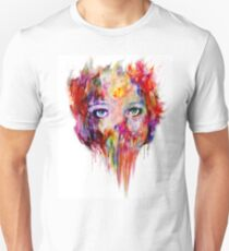 only your eyes can speak T-Shirt