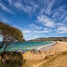 Blackmans Bay Beach, Tasmania #3 by Chris Cobern