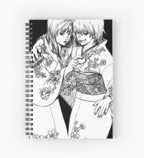 Paako and Zurako! Spiral Notebook