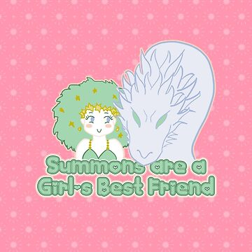 Summons are a Girl's Best Friend by Christadaelia