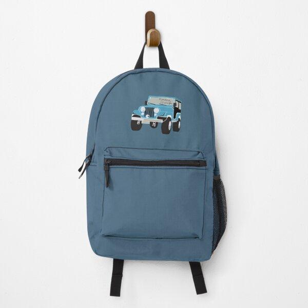 stiles stilinski's jeep Backpack