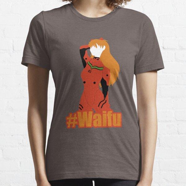 Asuka Is My #Waifu Essential T-Shirt