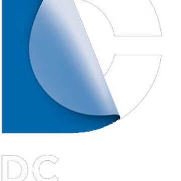 DC Comics Logo de AdamEvzz