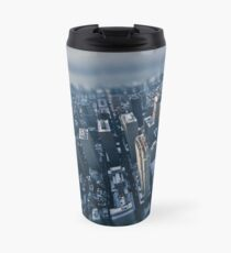 Taza de viaje New York State of mind