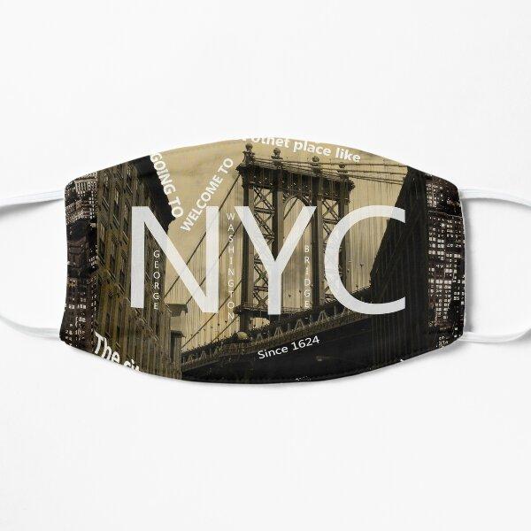 NEW YORK Flat Mask