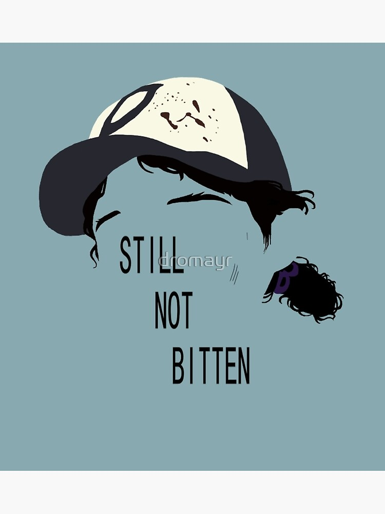 Telltale Games' The Walking Dead - Clementine Outline ver. 2 by dromayr