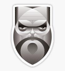 Orson Welles Sticker