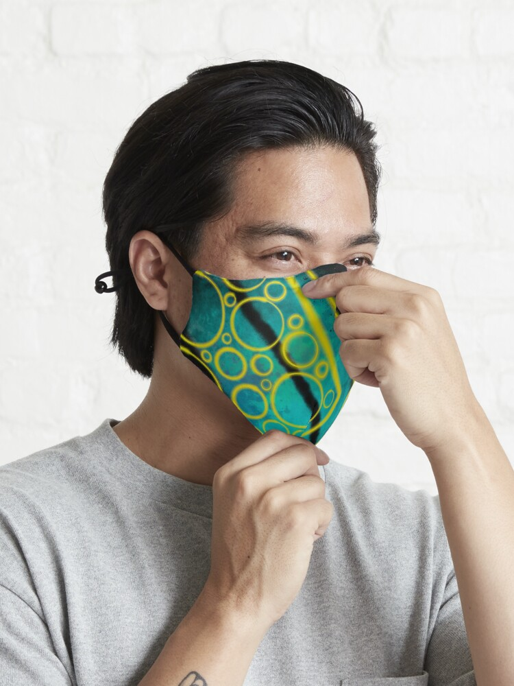 Alternate view of Now Neon Mask