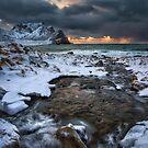 Dramatic Lofoten by John Dekker