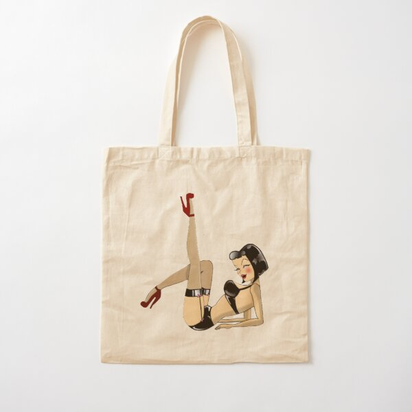 Adult Cotton Tote Bag