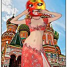 Russian Apple Head Girl by JoelCortez