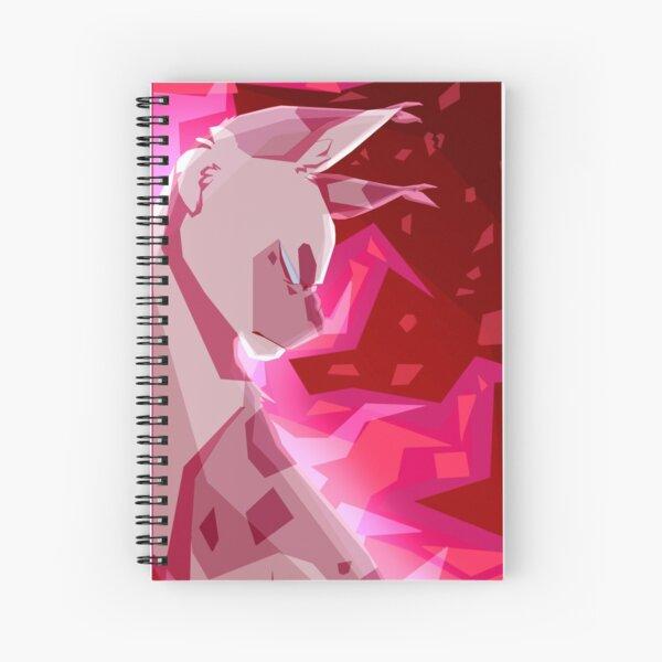 Ashfur's Fire Spiral Notebook