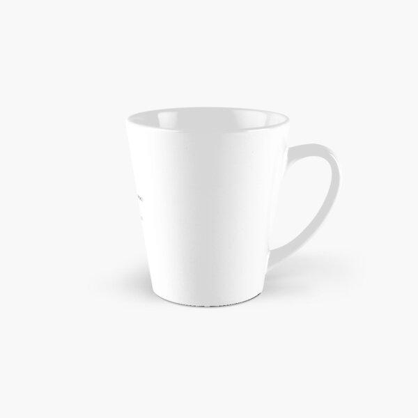 R tea -- mug design for statisticians Tall Mug