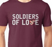 Lighthouse X - Soldiers of Love Unisex T-Shirt