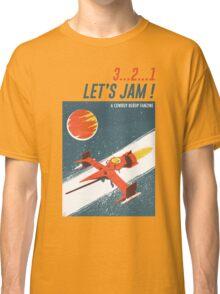 Let's Jam - Cowboy Bebop Classic T-Shirt