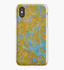 yellow blue white etc. iPhone Case/Skin