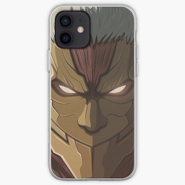 Reiner Braun Titan Attack on titan SNK iPhone Soft Case