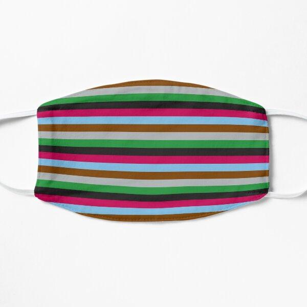 Harlequins Rugby Striped  Flat Mask