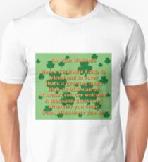 An Irish Welcome Unisex T-Shirt