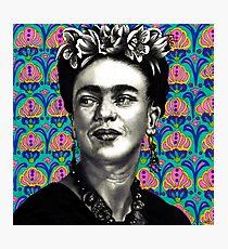 Queen Frida  Photographic Print